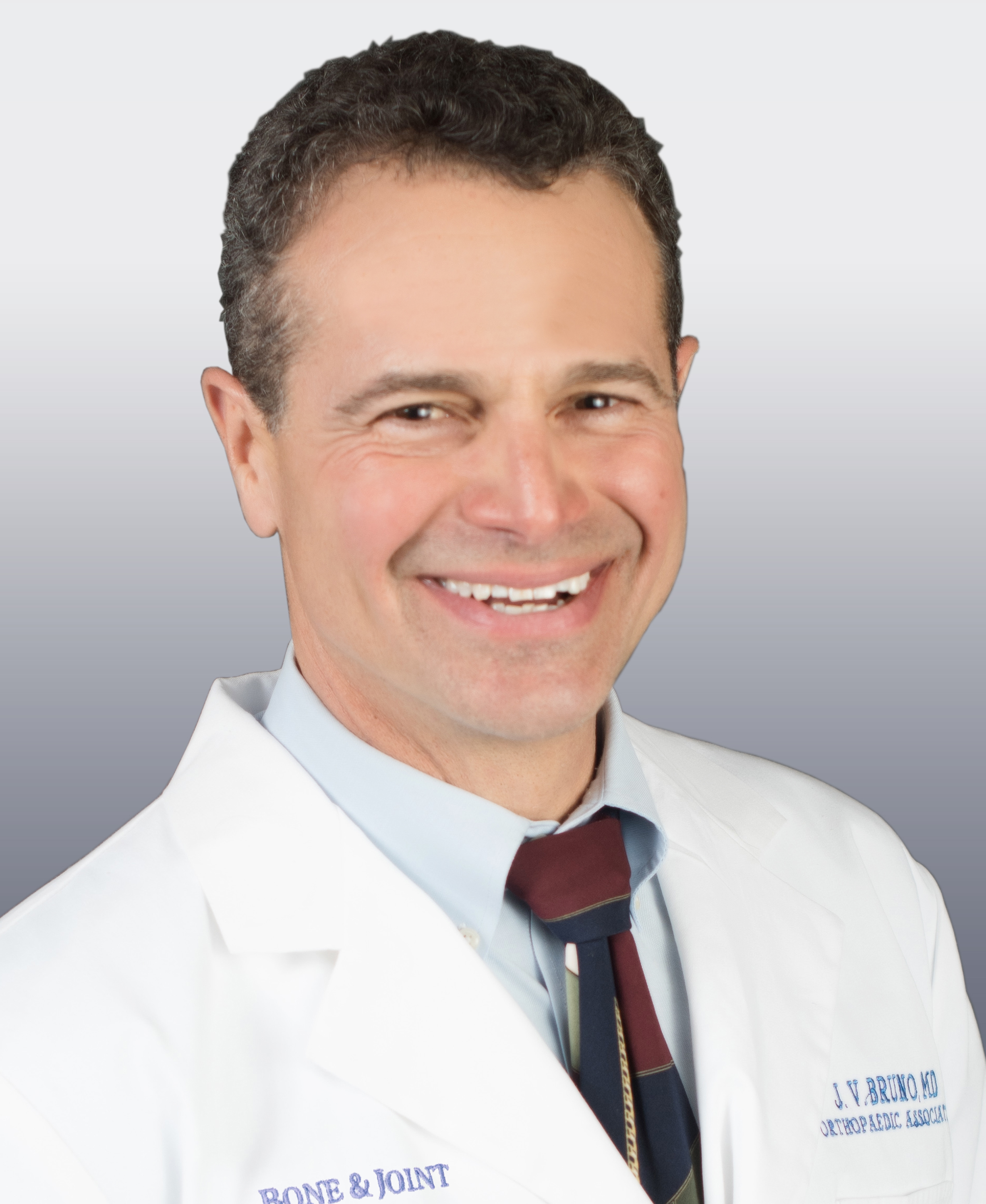 James V. Bruno, MD