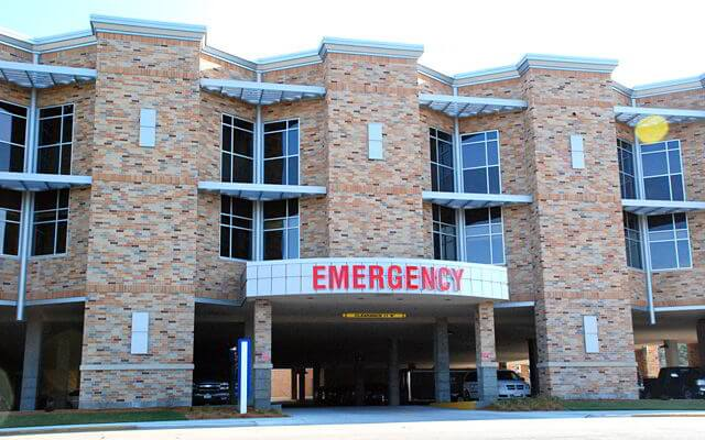 Emergency & Tower Entrance