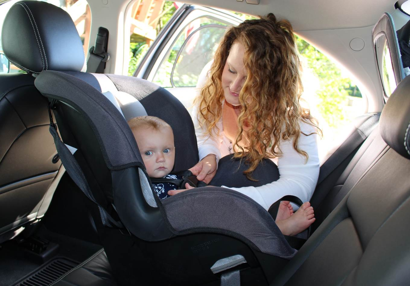 Nationally certified car seat technician helps keep local kids safe ...