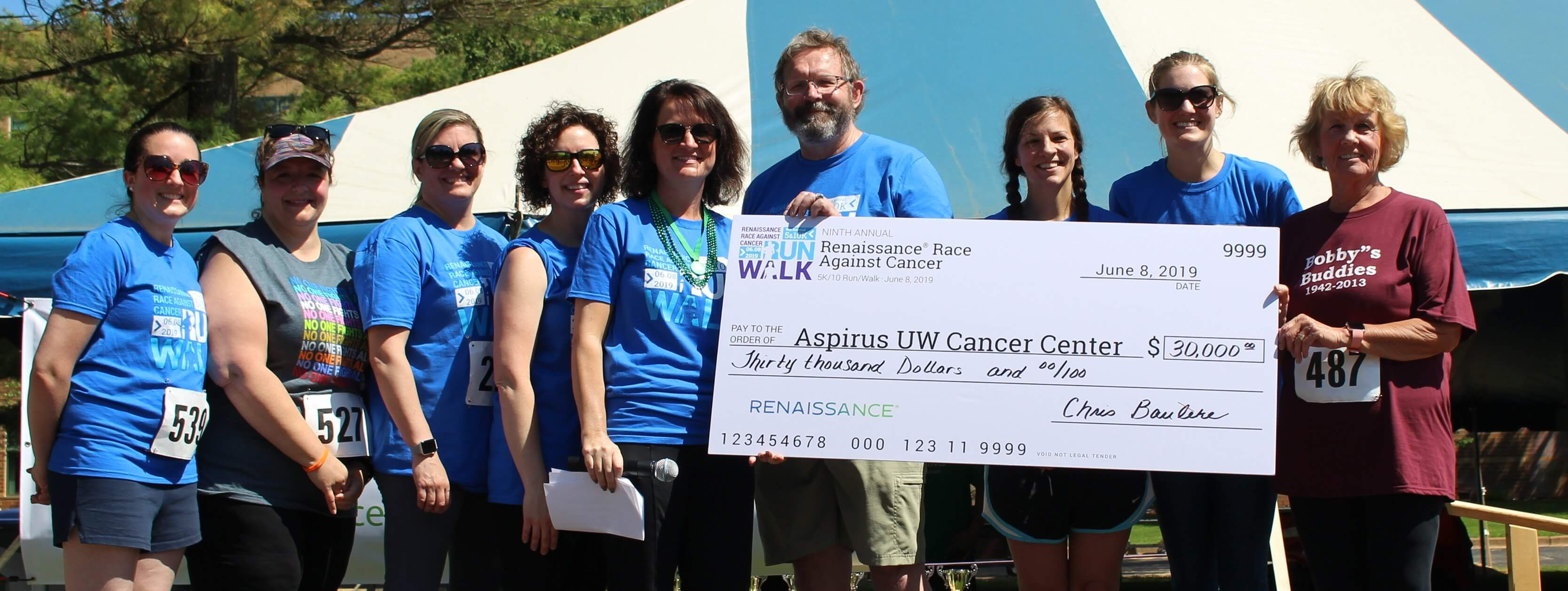 aspirus cancer center holding check