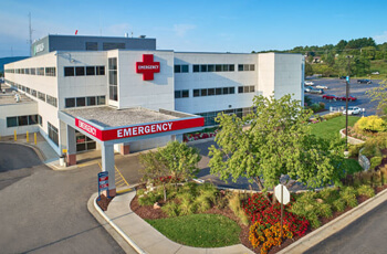 Wausau Hospital Emergency