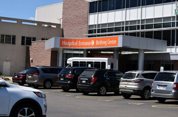 Wausau Hospital Entrance C