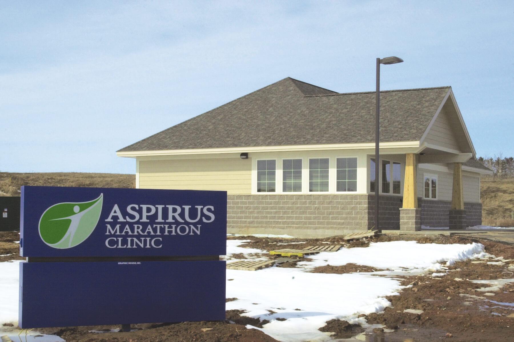 Aspirus Marathon Clinic Find A