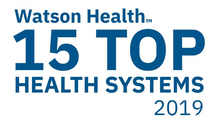 Top 15 Health System