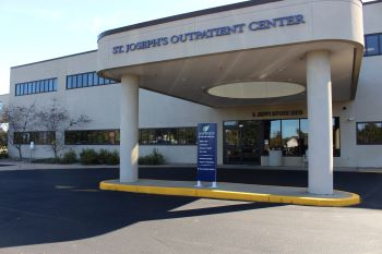 Aspirus Kidney Care - Antigo is located inside the St Joseph's Outpatient Center