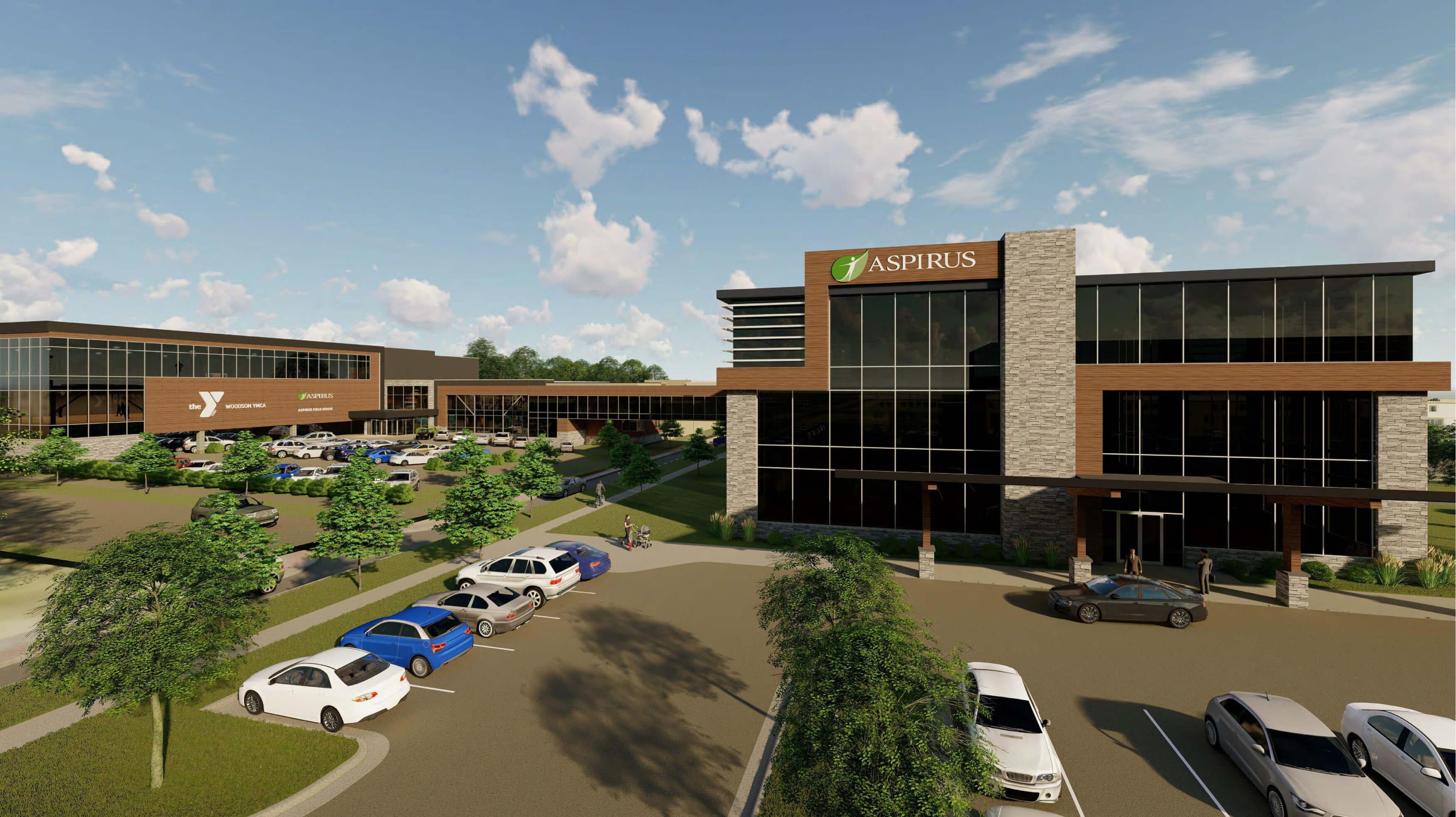 Downtown Health Wellness Campus Aspirus Care