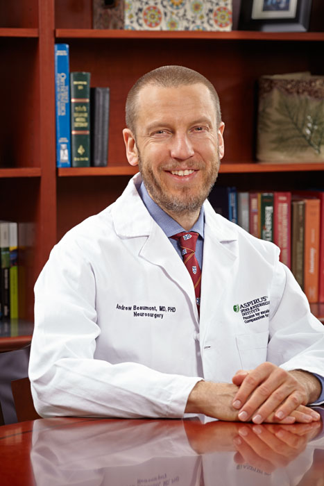Andrew Beaumont, MD, PhD